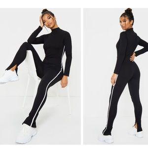 PLT Stripped jumpsuit